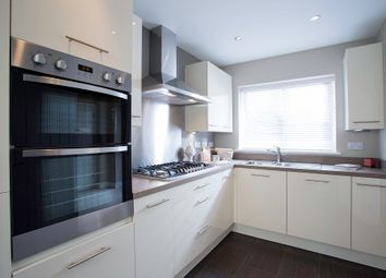 Thumbnail 4 bed detached house for sale in Plot 103, The Hannington, Egstow Park, Off Derby Road, Clay Cross, Chesterfield