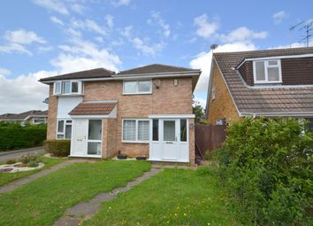 Thumbnail 2 bed semi-detached house for sale in Grasscroft, Kingsthorpe, Northampton