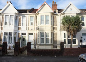 Thumbnail 3 bed terraced house for sale in Winchester Road, Brislington