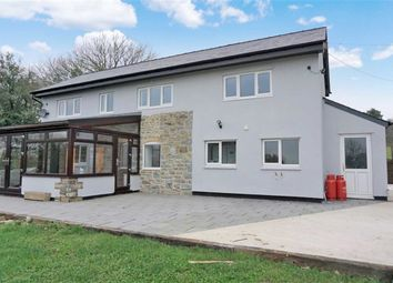 Thumbnail 3 bed detached house for sale in Trefeglwys, Caersws