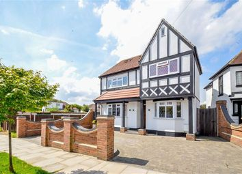 Thumbnail 5 bedroom detached house for sale in Merilies Gardens, Westcliff-On-Sea, Essex