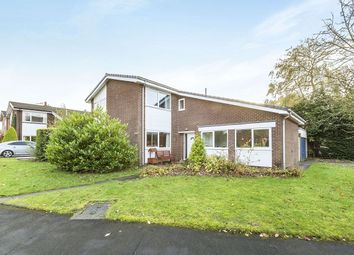 Thumbnail 4 bed detached house for sale in Firbank, Euxton, Chorley