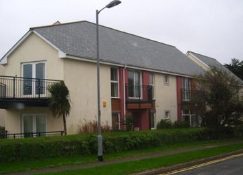 Thumbnail 2 bed flat to rent in Trehellan Heights, Newquay, Cornwall