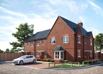 Thumbnail 3 bed end terrace house for sale in Plot 9, Deanfield Place, Reading Road, Cholsey, Oxfordshire