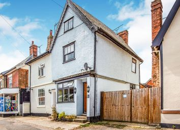 Thumbnail 3 bed semi-detached house for sale in Chancery Lane, Debenham, Stowmarket