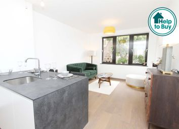 Thumbnail 1 bed flat for sale in High Street, Yiewsley, West Drayton