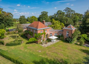 Thumbnail 6 bedroom detached house for sale in Liston, Sudbury, Suffolk