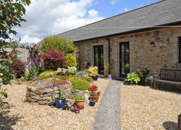 Thumbnail 2 bed barn conversion for sale in Tregurtha Farm, Plain An Gwarry