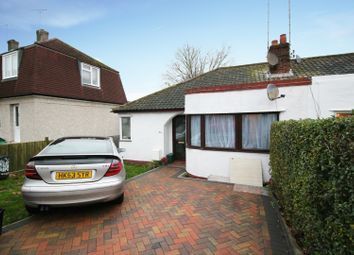 Thumbnail 2 bed semi-detached bungalow for sale in Trentham Drive, Orpington, Greater London