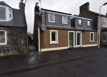 Thumbnail 3 bed end terrace house for sale in Stirling Road, Milnathort