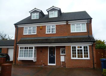 Thumbnail 5 bed detached house to rent in Headington Drive, Cherry Hinton, Cambridge