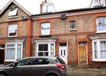 Thumbnail 3 bed terraced house for sale in King Street, Driffield
