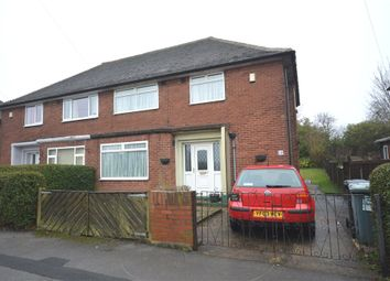 Thumbnail 4 bed semi-detached house for sale in Lanshaw Place, Leeds, West Yorkshire