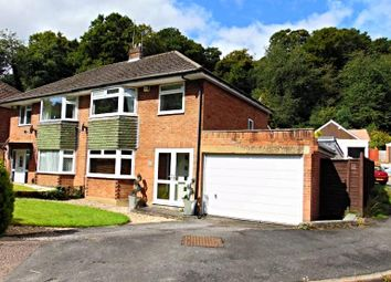 Thumbnail 3 bed semi-detached house for sale in Five Acre Wood, High Wycombe