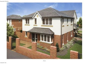 Thumbnail 4 bedroom detached house for sale in The Lostock, Deepdale Gardens, Bolton