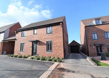 Thumbnail 4 bed detached house for sale in 50 Booth Crescent, Lawley, Telford
