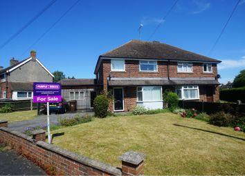Thumbnail 3 bed semi-detached house for sale in Tower Avenue, Bracebridge Heath