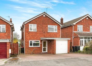 Thumbnail 4 bed detached house for sale in Nuthurst Crescent, Ansley, Nuneaton, Warwickshire
