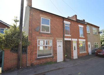 Thumbnail 2 bed end terrace house for sale in Alfred Street, Pinxton, Nottinghamshire