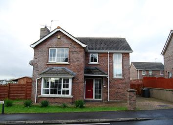 Thumbnail 4 bed detached house for sale in Hillcrest Manor, Craigavon