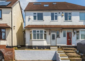 Thumbnail 4 bed semi-detached house for sale in Campbell Road, Caterham