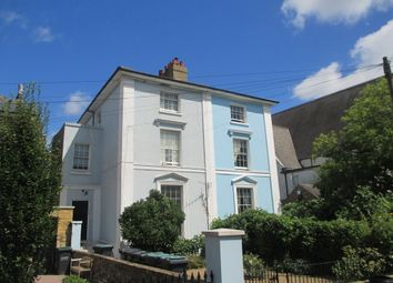 Thumbnail 1 bed flat to rent in Clarence Place, Gravesend