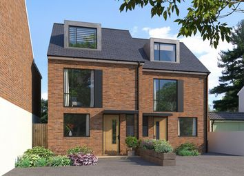 3 bed town house for sale in 16B Denmark Lane, Heckford Park, Poole., Dorset BH15