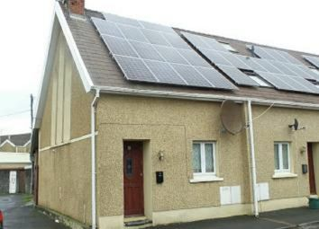 Thumbnail 3 bed property to rent in St. Davids Row, Llanelli, Carmarthenshire.