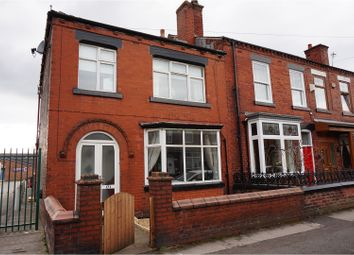 Thumbnail 3 bed end terrace house for sale in Lord Street, Kearsley, Bolton