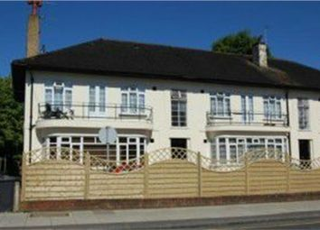 Thumbnail 2 bed flat to rent in Edgwarebury Lane, Edgware, Middlesex