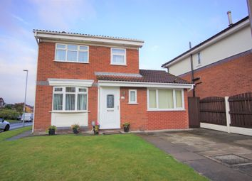 Thumbnail 4 bed detached house for sale in Priory Close, Dukinfield