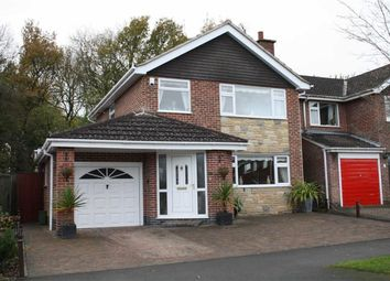 Thumbnail 3 bedroom detached house for sale in Highfield Road, Groby, Leicester