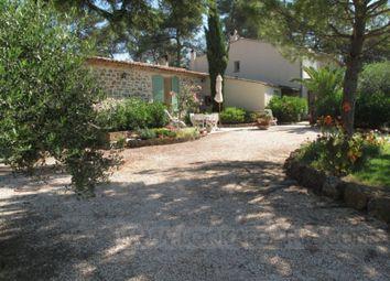 Thumbnail 5 bed detached house for sale in Gonfaron, Gonfaron, Brignoles