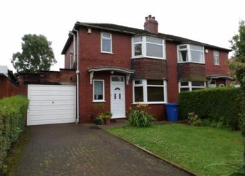 Thumbnail 3 bed semi-detached house for sale in Yarrow Gate, Chorley, Lancashire