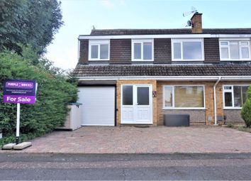 Thumbnail 4 bed semi-detached house for sale in Perrysfield Road, Waltham Cross