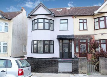 Thumbnail 5 bedroom end terrace house for sale in Castleton Road, Goodmayes, Essex