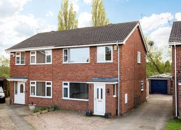 Thumbnail 3 bedroom semi-detached house for sale in West Nooks, Haxby, York