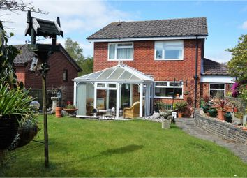 Thumbnail 4 bed detached house for sale in Pitchpond Road, Warsash