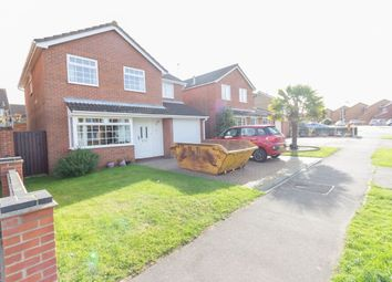 Thumbnail 4 bed detached house for sale in Wharfedale, Carlton Colville, Lowestoft