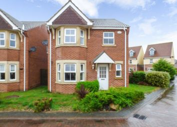 Thumbnail 3 bed detached house for sale in Lancer Court, Scartho Top, Grimsby
