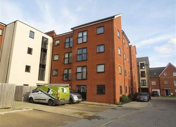 Thumbnail 2 bedroom flat to rent in Boldison Close, Aylesbury