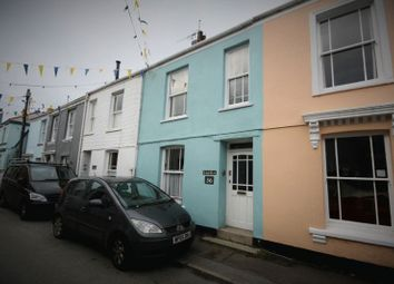 Thumbnail 2 bed terraced house to rent in Coventry Road, Flushing, Falmouth