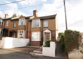 Thumbnail 3 bed terraced house to rent in Badlake Hill, Dawlish