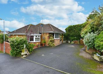 Thumbnail 4 bed detached bungalow for sale in The Homelands, Warminster, Wiltshire