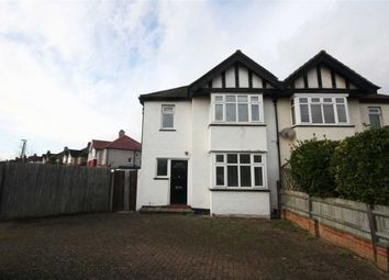 Thumbnail 3 bed property for sale in Ruston Avenue, Berrylands, Surbiton