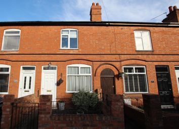Thumbnail 2 bed terraced house to rent in Evesham Road, Crabbs Cross, Redditch