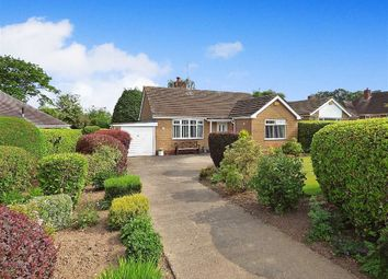 Thumbnail 2 bed detached bungalow for sale in Salander Crescent, Wistaston, Crewe