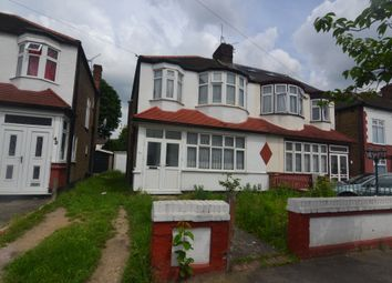 Thumbnail 4 bed semi-detached house to rent in Danehurst Gardens, Ilford, Essex