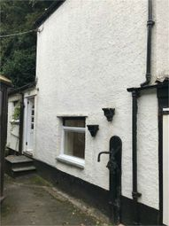 Thumbnail 1 bed maisonette to rent in Pentewan, St Austell, Cornwall
