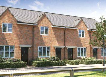 Thumbnail 2 bedroom terraced house for sale in Bloor Homes @ Pinhoe, Pinncourt Lane, Pinhoe, Exeter